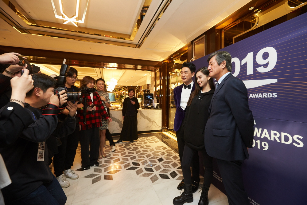 [Asia Contents Awards] Reception